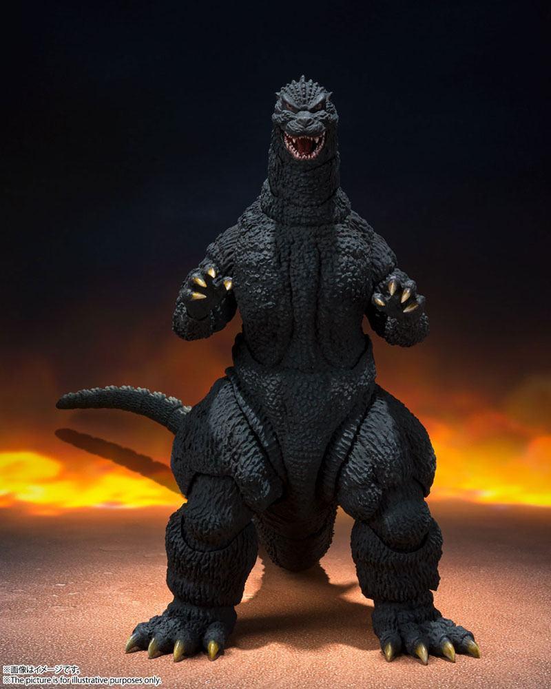 Godzilla vs. Biollante S.H. MonsterArts Action Figure Godzilla (1989) 16 cm