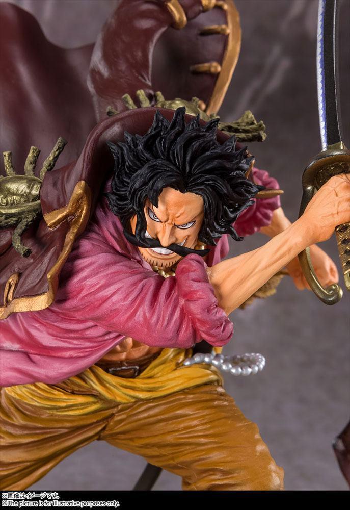 One Piece FiguartsZERO PVC Statue Gol D. Roger -Kamusari- 23 cm