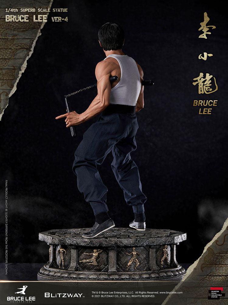 Bruce Lee Hybrid Type Superb Statue 1/4 Bruce Lee Tribute Ver. 4 57 cm