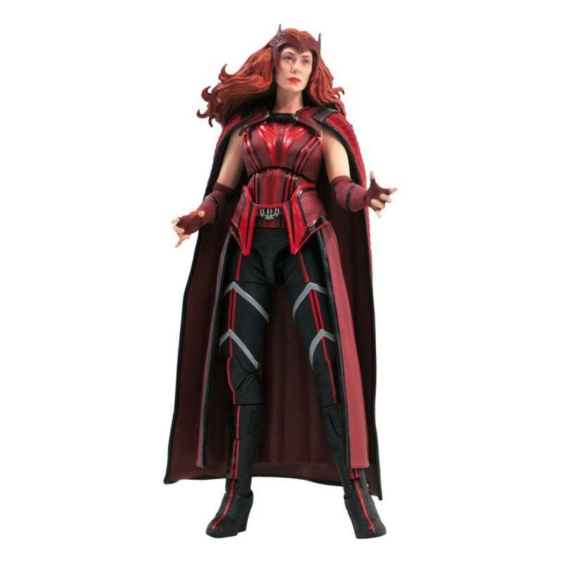 WandaVision Marvel Select Action Figure Scarlet Witch 18 cm