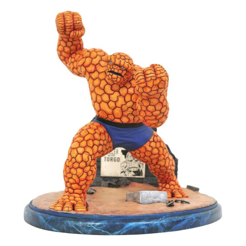 Marvel Comic Premier Collection Statue The Thing 23 cm