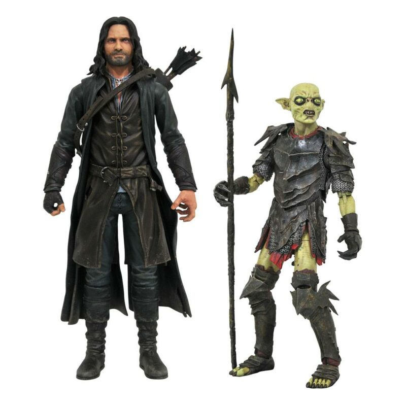 Lord of the Rings Select Action Figures 18 cm Series 3 Assortment (2)