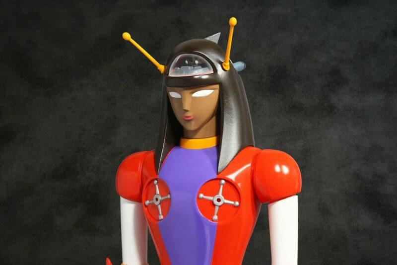 Mazinger Z Grand Sofvi Bigsize Model PVC Statue Venus A 37 cm