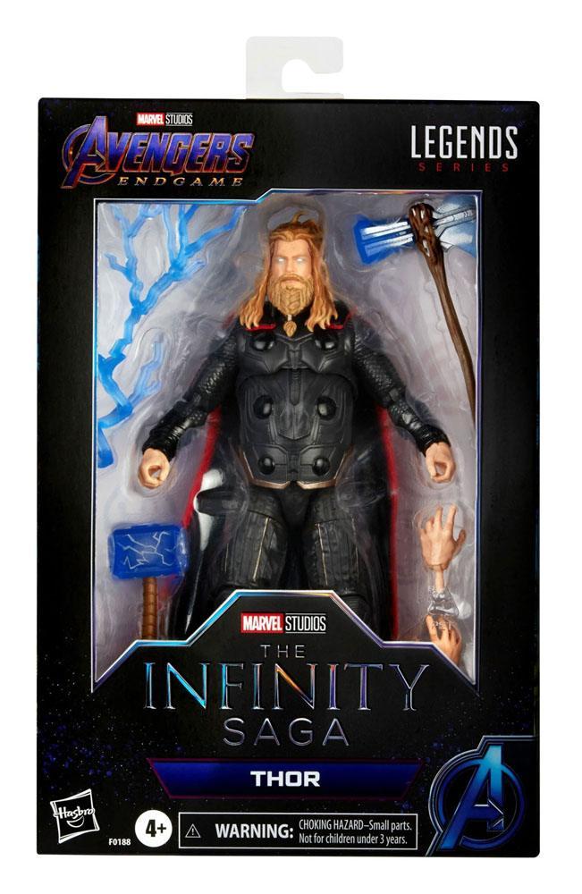 The Infinity Saga Marvel Legends Series Action Figure 2021 Thor (Avengers: Endgame) 15 cm