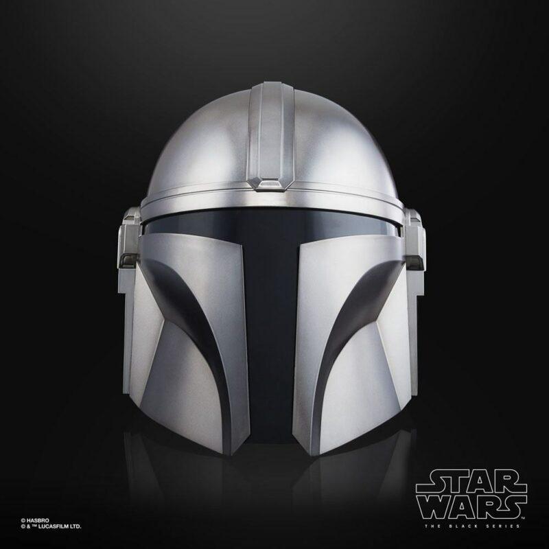Star Wars The Mandalorian Black Series Electronic Helmet The Mandalorian