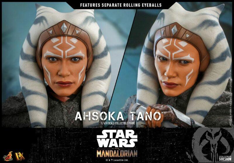 Star Wars The Mandalorian Action Figure 1/6 Ahsoka Tano 29 cm
