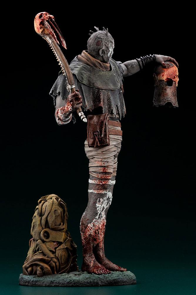 Dead by Daylight PVC Statue The Wraith Bonus Edition 27 cm