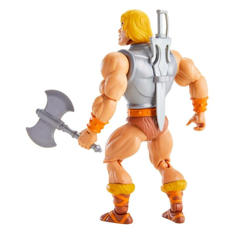 Masters of the Universe Deluxe Action Figure 2021 He-Man 14 cm