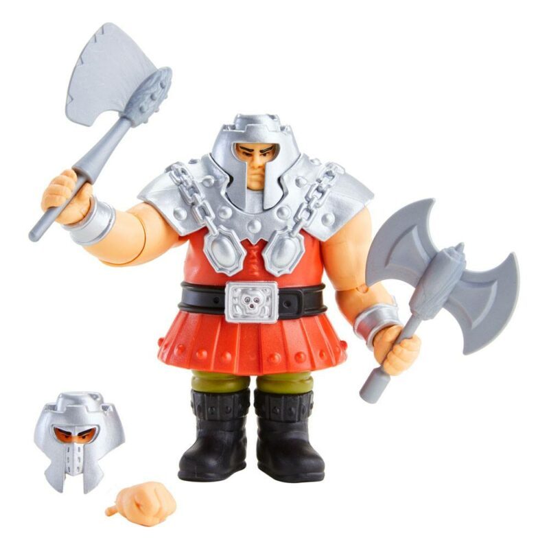 Masters of the Universe Deluxe Action Figure 2021 Ram Man 14 cm