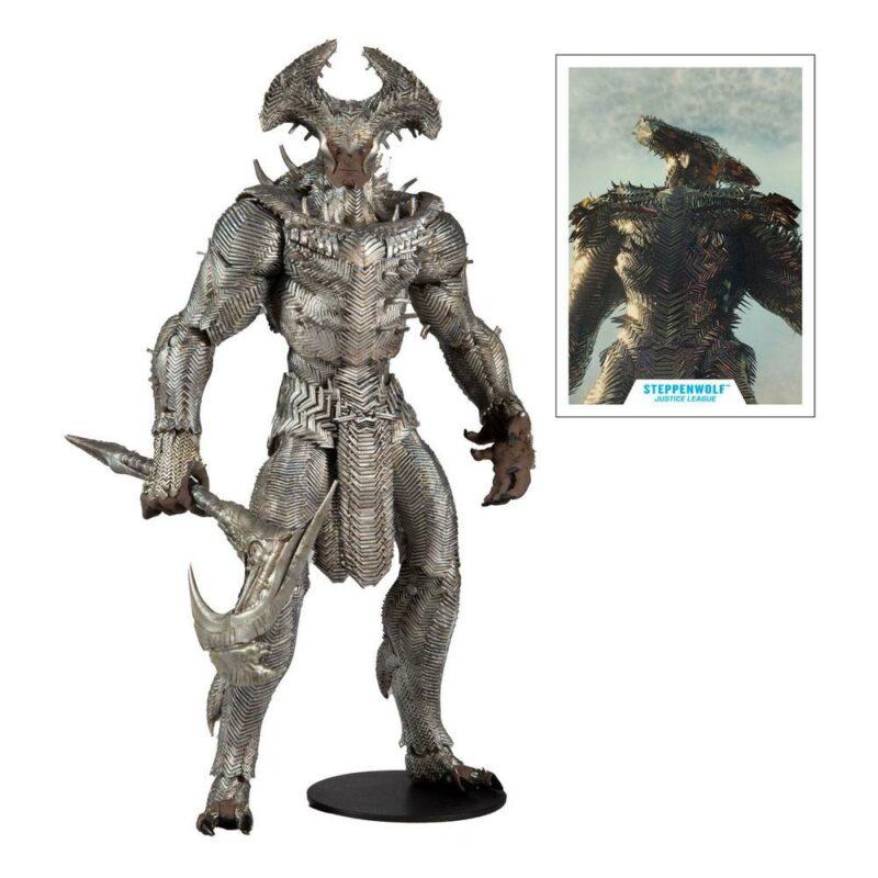DC Justice League Movie Action Figure Steppenwolf 30 cm