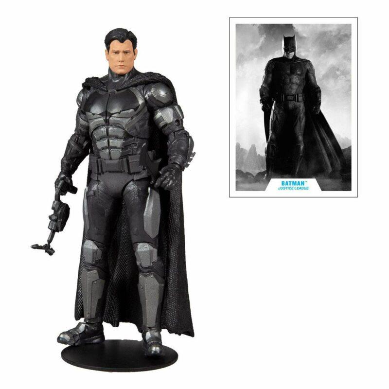 DC Justice League Movie Action Figure Batman (Bruce Wayne) 18 cm