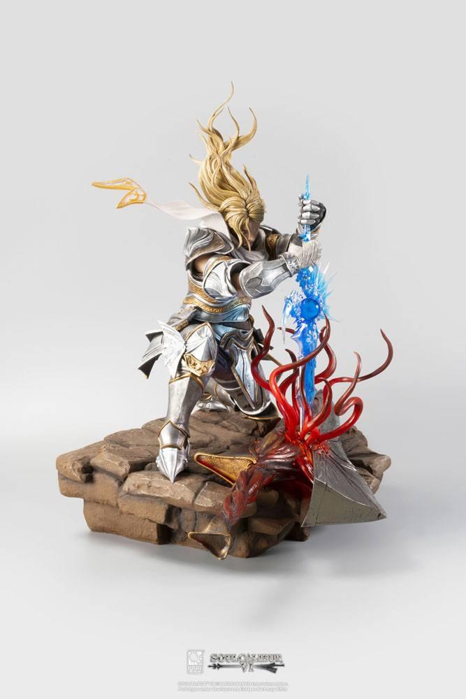 Soul Calibur VI Statue 1/4 Soul Embrace Siegfried 46 cm