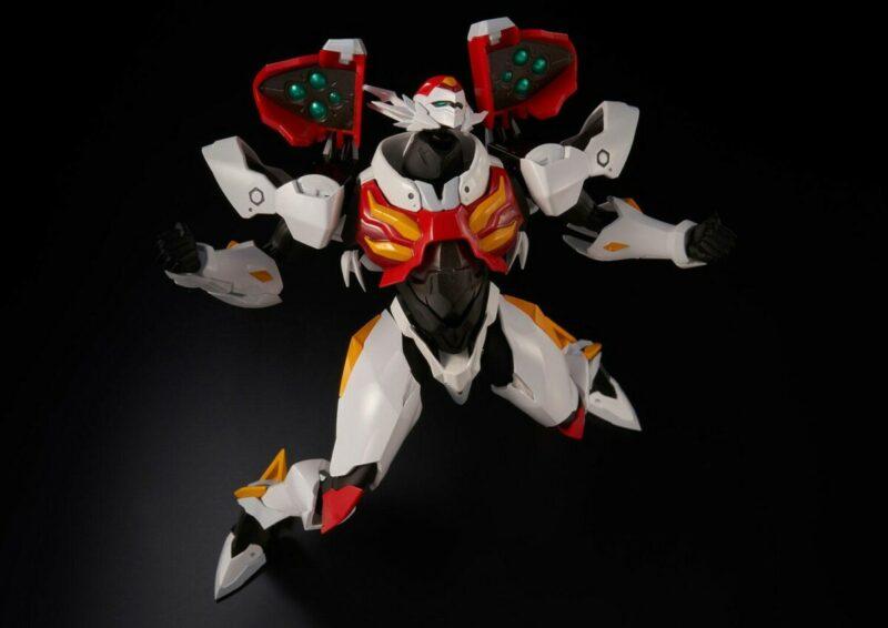 Tekkaman Blade Diecast Action Figure Riobot Tekkaman Blade 16 cm