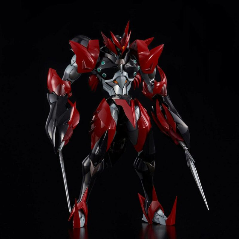 Tekkaman Blade Diecast Action Figure Riobot Tekkaman Evil 17 cm