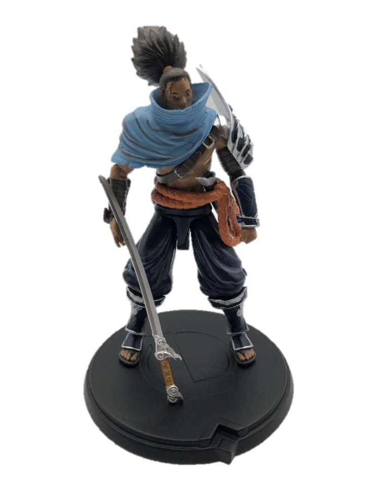 League of Legends Wave 1 2021 Core Action Figure Yasuo 10 cm