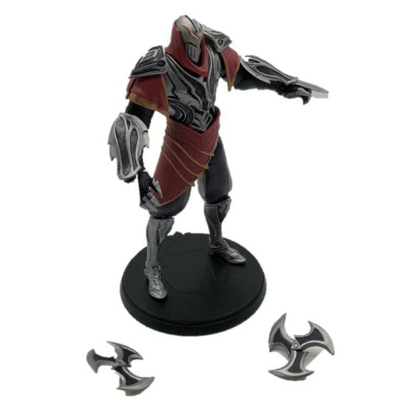 League of Legends Wave 1 2021 Collector Action Figure Zed 15 cm