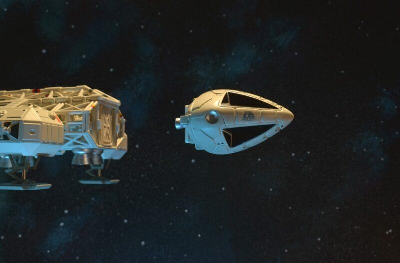 SPACE 1999 DRAGONS DOMAIN DIE-CAST SET