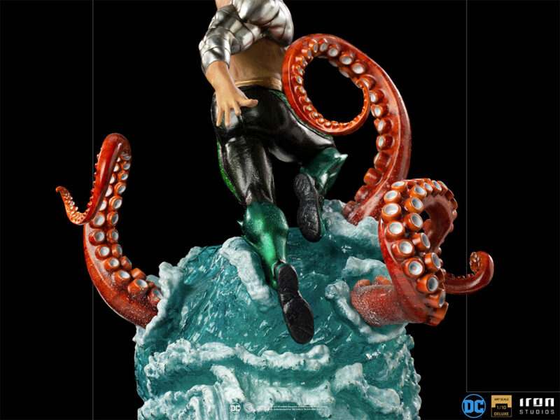 DC Comics Deluxe Art Scale Statue 1/10 Aquaman 26 cm