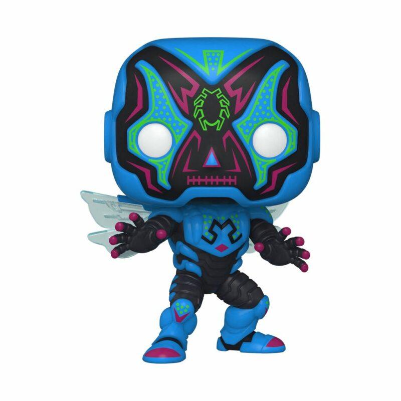 Batman POP! DC Vinyl Figure Blue Beetle Dia de los Muertos 9 cm