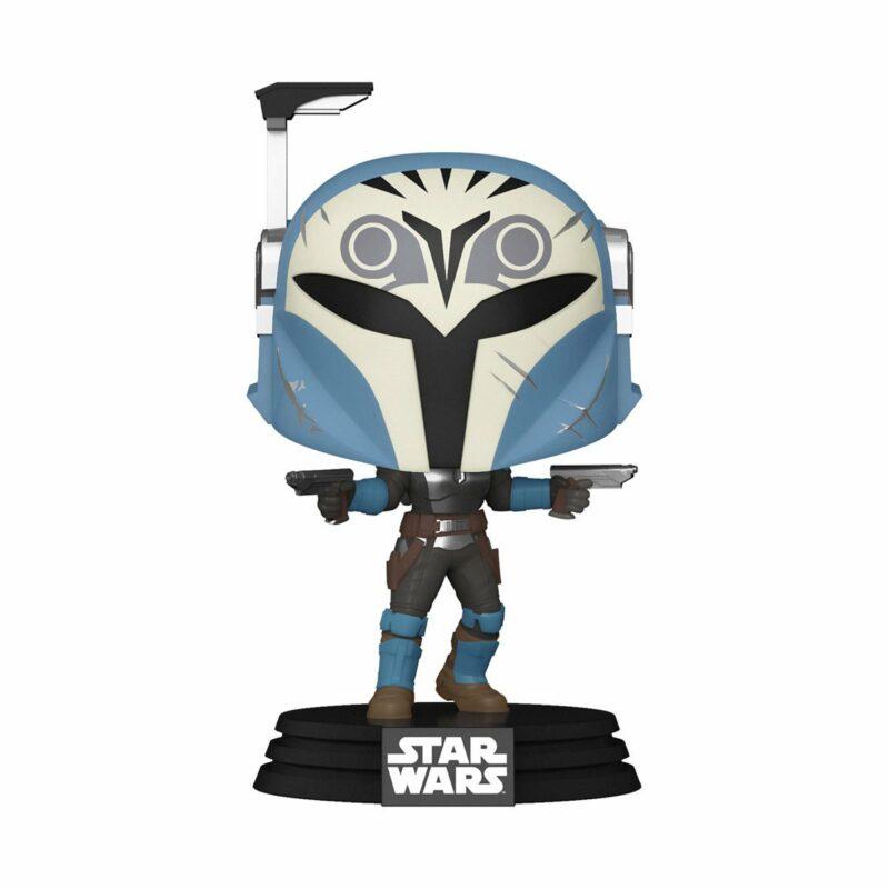 Star Wars: The Mandalorian POP! Star Wars Vinyl Figure Bo-Katan 9 cm