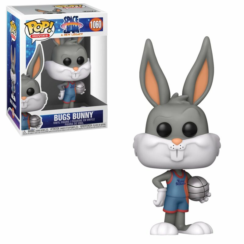 Space Jam 2: A New Legacy POP! Movies Vinyl Figure Bugs Bunny 9 cm
