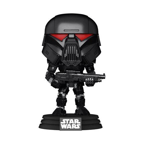 Star Wars: The Mandalorian POP! Star Wars Vinyl Figure Dark Trooper 9 cm