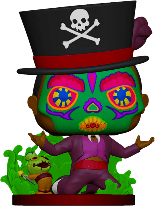 Disney: Villains POP! Vinyl Figure Doctor Facilier Sugar Skull Limited 9 cm