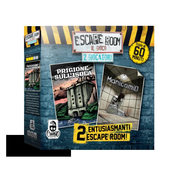 Escape Room – 2 Giocatori
