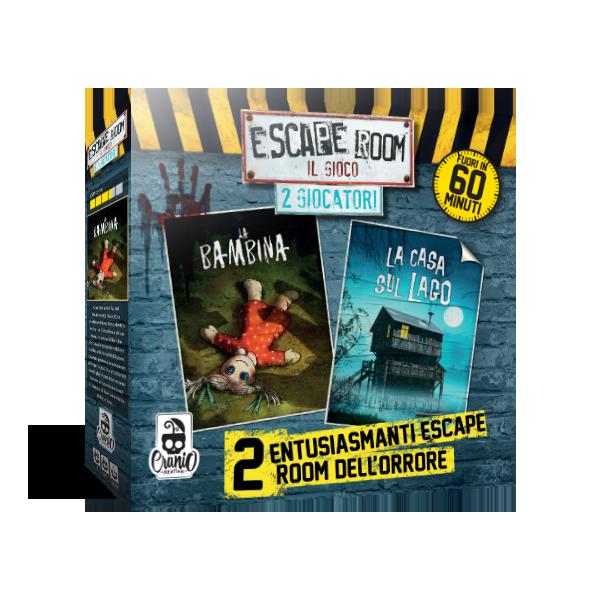 Escape Room – 2 Giocatori Horror