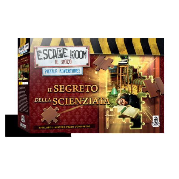 Escape Room Puzzle – Il Segreto della Scienziata