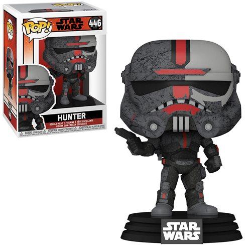 Star Wars: The Bad Batch POP! TV Vinyl Figure Hunter 9 cm