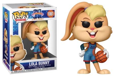Space Jam 2: A New Legacy POP! Movies Vinyl Figure Lola Bunny 9 cm