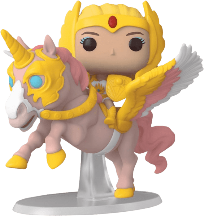 Masters of the Universe POP! Vinyl Figure She-Ra on Swift Wind Limited 9 cm