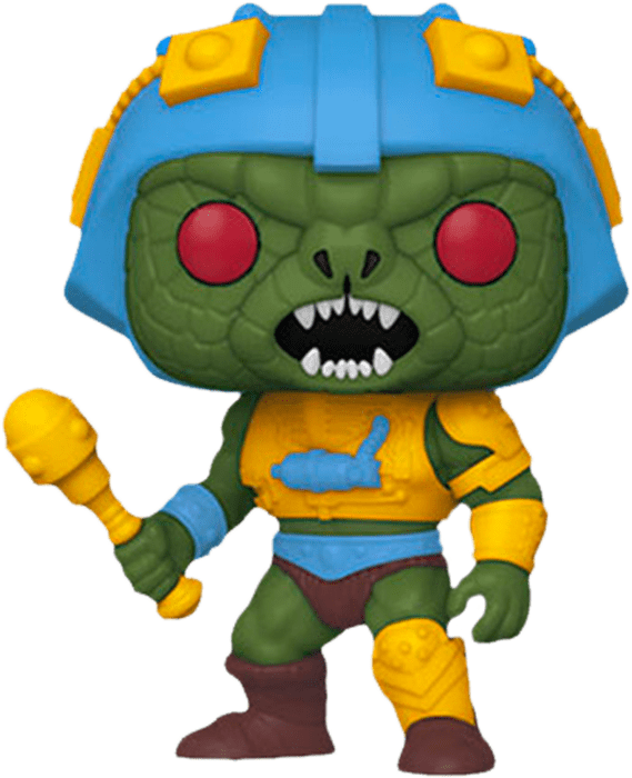 Masters of the Universe POP! Vinyl Figure Snake Man-At-Arms Limited 9 cm