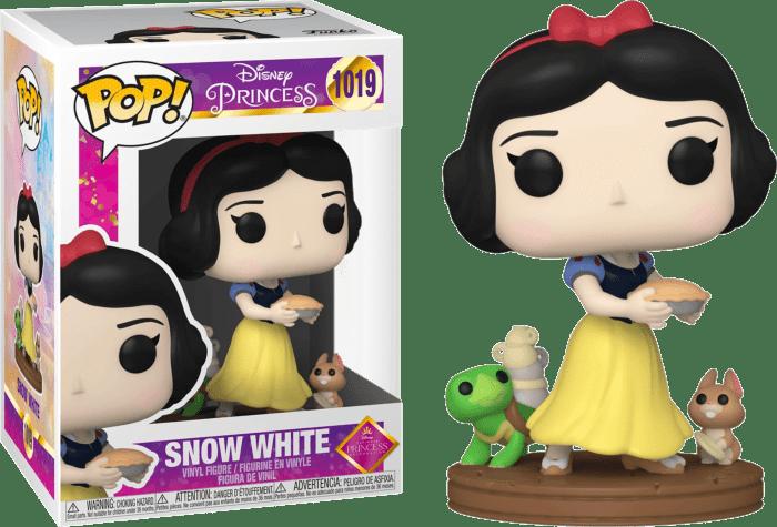 Disney: Ultimate Princess POP! Disney Vinyl Figure Snow White 9 cm