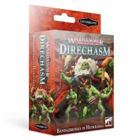 Warhammer Underworlds: Direchasm – Bandazbrokka di Hedkrakka
