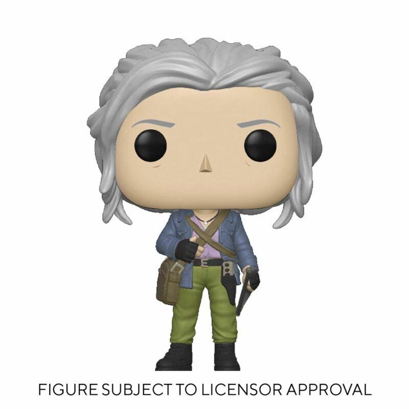 The Walking Dead POP! Tv Vinyl Figure Carol with Bow 9 cm