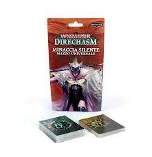 Warhammer Underworlds: Direchasm – Minaccia Silente Mazzo