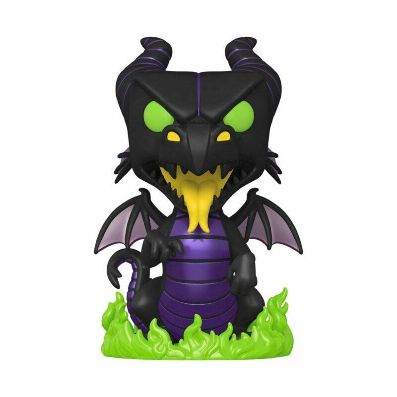 Disney: Villains Super Sized Jumbo POP! Vinyl Figure Maleficent Dragon 25 cm