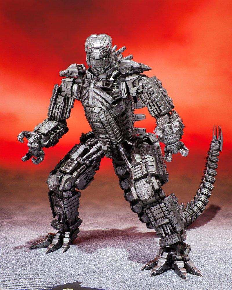 Godzilla vs. Kong S.H. MonsterArts Action Figure Mechagodzilla 19 cm