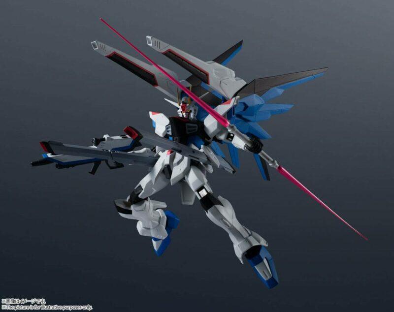Mobile Suit Gundam Seed Gundam Universe Action Figure ZGMF-X10A Freedom Gundam 15 cm