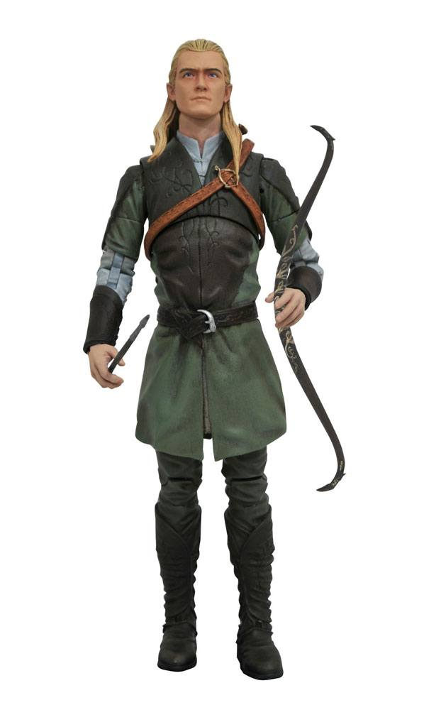 Lord of the Rings Select Series 1 Action Figure Legolas 18 cm