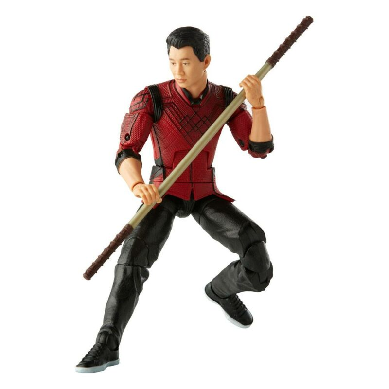 Shang-Chi Marvel Legends Series Wave 1 2021 Action Figure Shang-Chi (Shang-Chi and the Legend of the Ten Rings) 15 cm