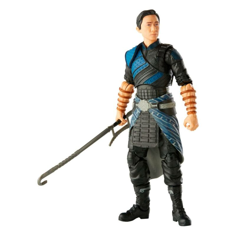 Shang-Chi Marvel Legends Series Wave 1 2021 Action Figure Wenwu (Shang-Chi and the Legend of the Ten Rings) 15 cm
