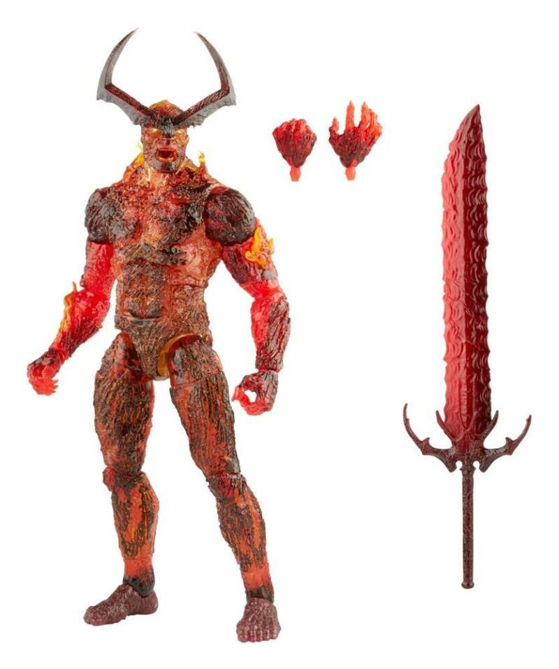 The Infinity Saga Marvel Legends Series Action Figure 2021 PRG7 15 cm