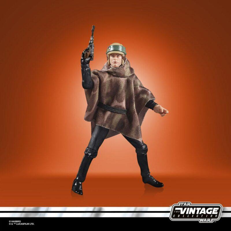 Star Wars Episode VI Vintage Collection Action Figure 2021 Luke Skywalker (Endor) 10 cm