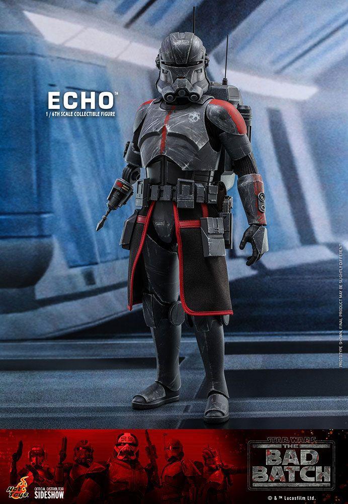 Star Wars The Bad Batch Action Figure 1/6 Echo 29 cm