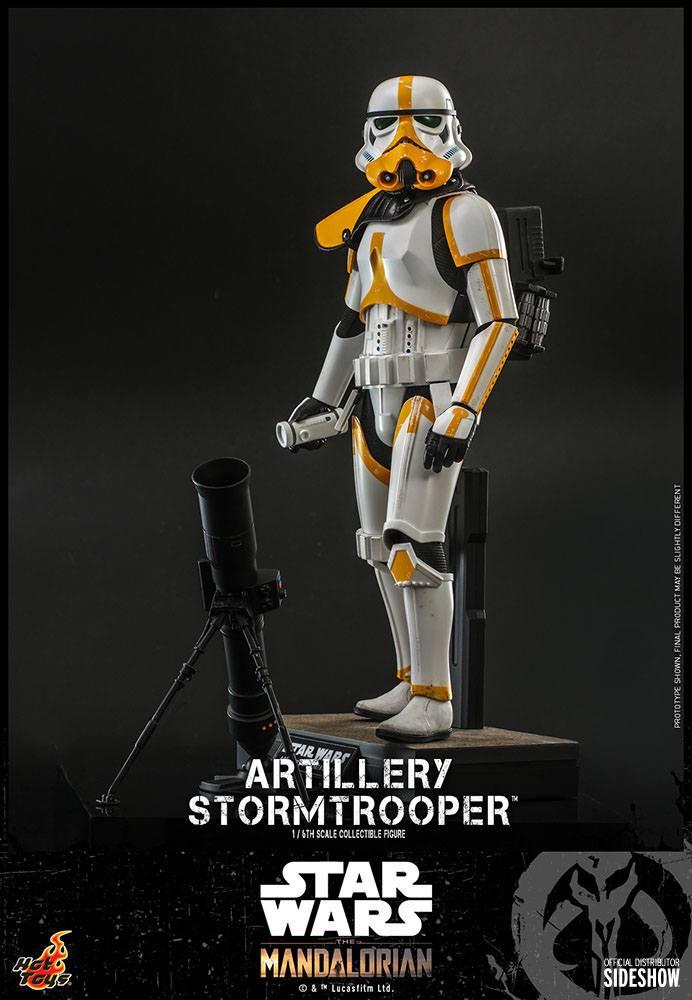 Star Wars The Mandalorian Action Figure 1/6 Artillery Stormtrooper 30 cm