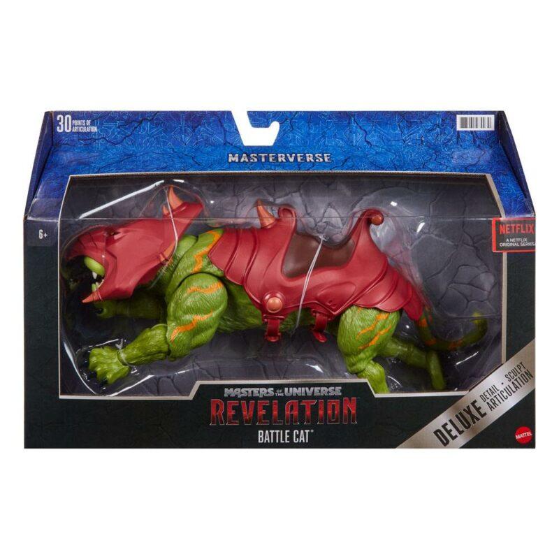 Masters of the Universe: Revelation Masterverse Action Figure 2021 Deluxe Battle Cat 35 cm