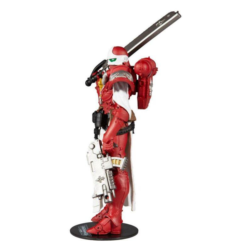 Warhammer 40k Action Figure Adepta Sororitas Battle Sister (Order of The Bloody Rose) 18 cm